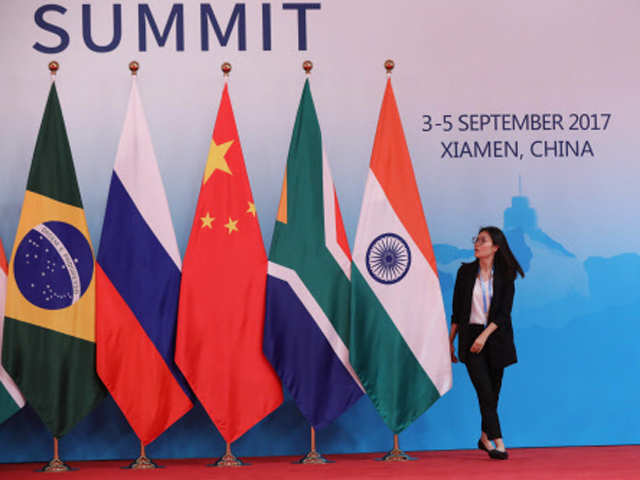 Did India Force China To Dump Its All