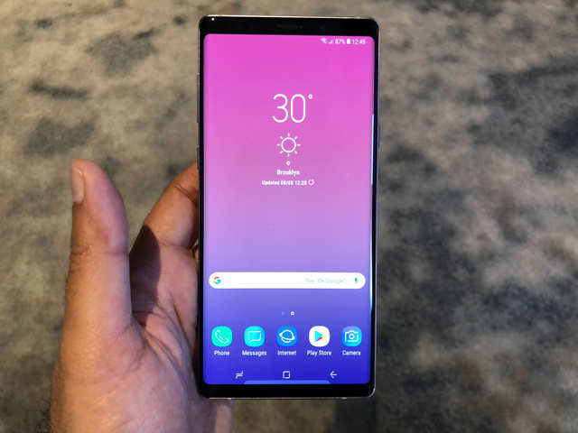 Samsung Galaxy Note 9: Samsung's most powerful phone may