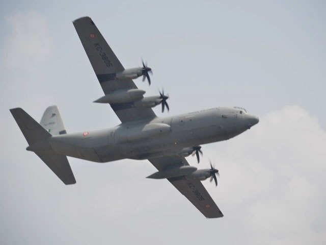 Panagarh Six Facts About Iaf S Latest Hub For C 130j Super