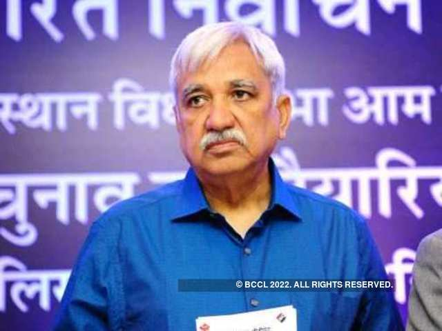 Sunil Arora Appointed As Chief Election Commissioner Formal