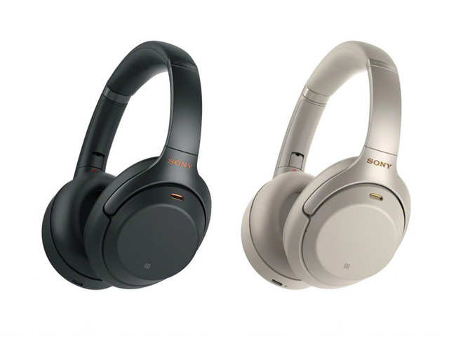headphone: Sony WH-1000XM3 is their premium offering with Active ...