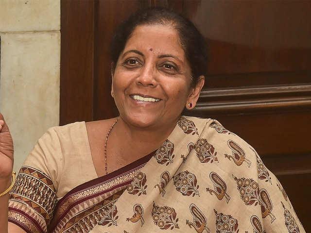 Nirmala Sitharaman India S New Finance Minister Has An Eye On