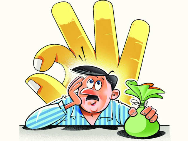 Ten golden rules to follow when taking a loan - The Economic Times