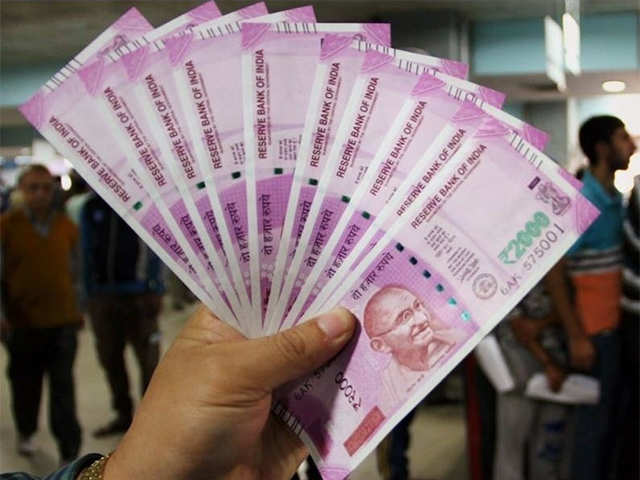demonetisation: After 16 months currency in circulation back to ...