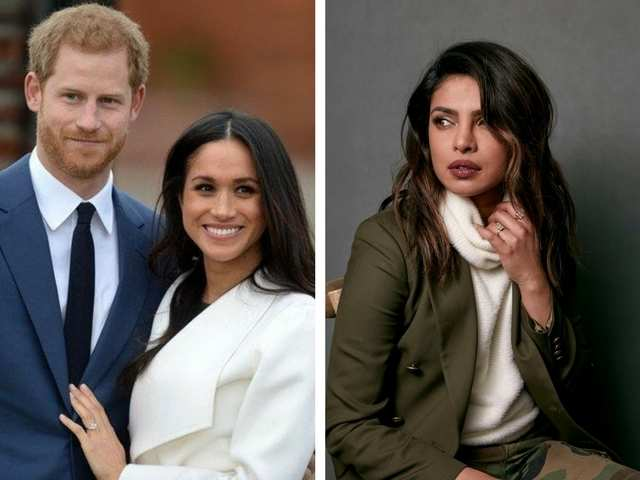 meghan markle a look at harry meghan s royal wedding guest list but where is priyanka chopra s name the economic times royal wedding guest list