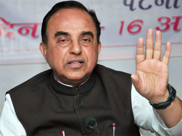 How Subramanian Swamy has always managed to be in the limelight ...