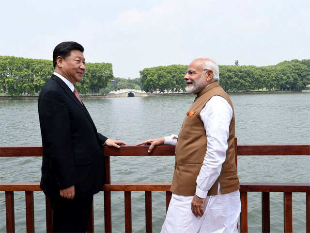 Narendra Modi After Enjoying An Evening Of Hindi Songs Xi Jinping Wants More Of Bollywood To Come To China The Economic Times Some traditions were to be followed without giving a thought. hindi songs xi jinping wants