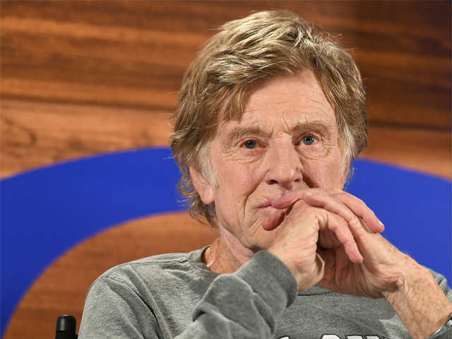 Robert Redford Robert Redford Says Times Up And Metoo Will Give