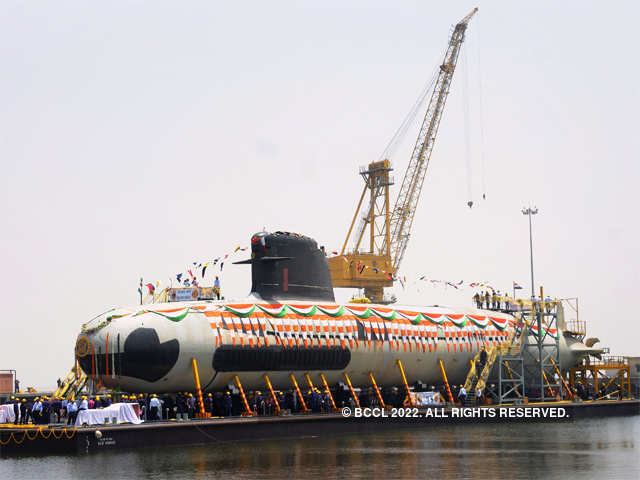 With six new nuclear attack submarines, India officially