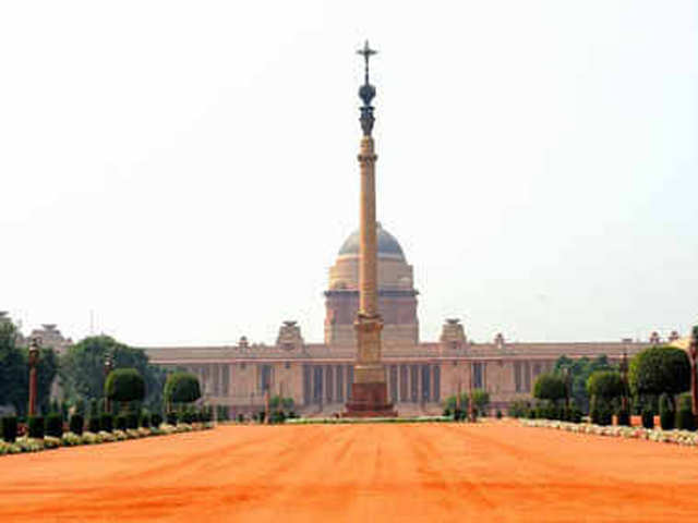 Green nod to Rs 922 crore new Parliament complex - The Economic Times