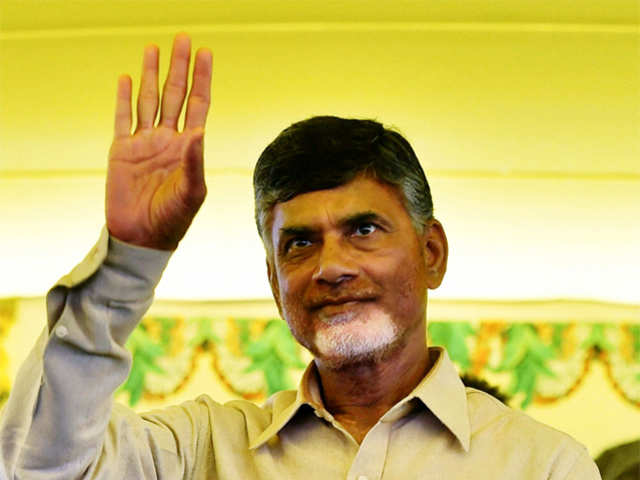 Andhra Pradesh CM N Chandrababu Naidu eyeing Rs 2 lakh-crore investments in  five years - The Economic Times