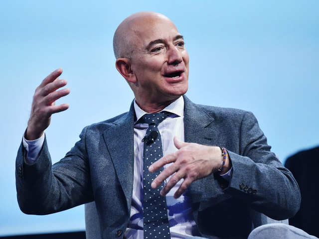 what jeff bezos exit means for amazon in india