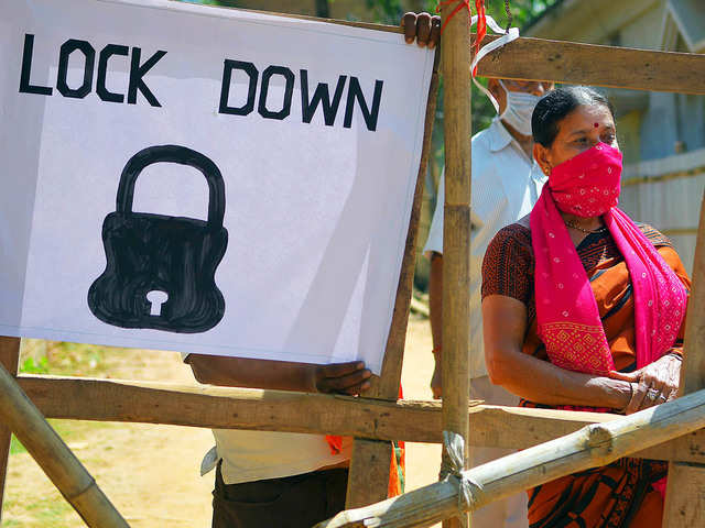 Lockdown In Guwahati Assam Government Decides To Initiate Total