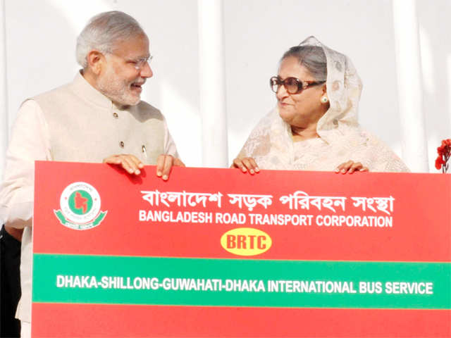 India, Bangladesh sign ratification pact to operationalise the