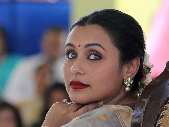 hichki: Rani Mukerji turns 40: Every time the actress made us sit ...