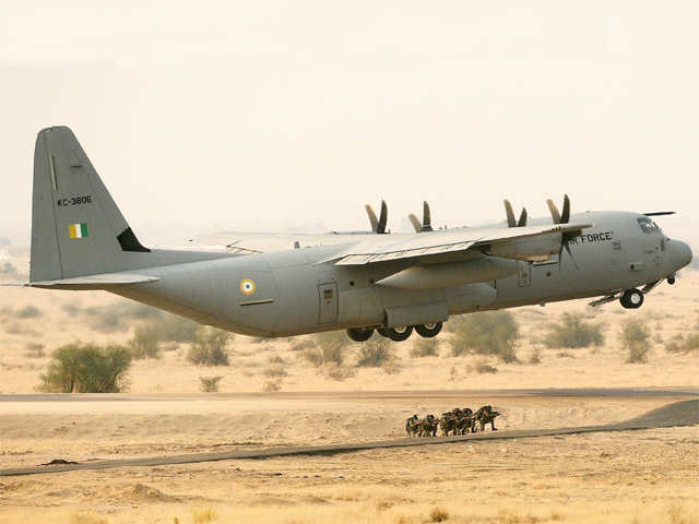 Panagarh To Be Iaf S Second Hub For C 130j Super Hercules