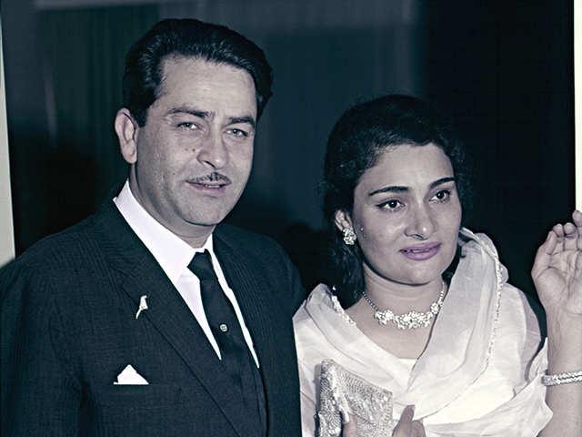 Krishna Raj Kapoor: Krishna Raj Kapoor passes away at 87 after ...