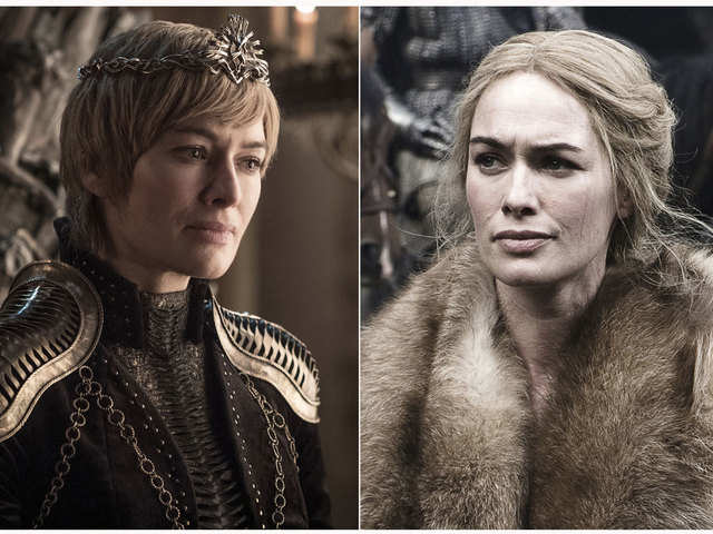 Game of Thrones: Lena Headey reveals she wanted a better death for Cersei in 'Game of Thrones' - The Economic Times