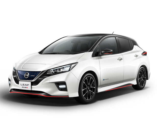 Nissan Leaf Ev To Arrive In India This Year With E Power Technology