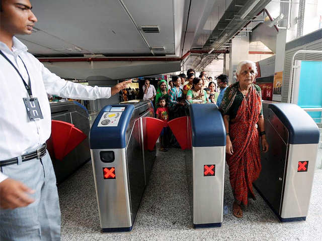 Delhi Metro News: In the wake of coronavirus pandemic, Delhi Metro (DMRC) decided to introduce Quick Response (QR) codes and other ways to make it contactless.