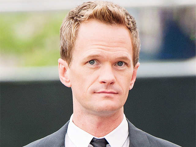 Neil Patrick Harris launches fashion collection - The Economic Times
