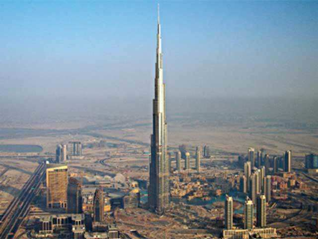 Burj Khalifa: Top 5 tallest buildings