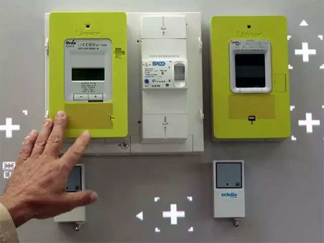 Image result for smart meter electricity india