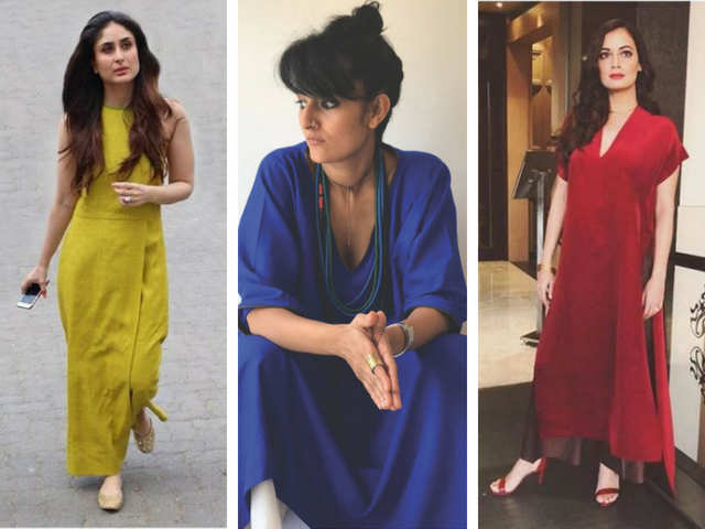 d4d1e0905edf Payal Khandwala launched her eponymous label in 2012 , working with weavers  to create clothes using silks, khadi, cottons and linens in a rich colour  ...