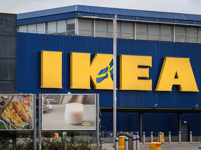 Ikea crosses RS 400-crore sales mark in first year - The