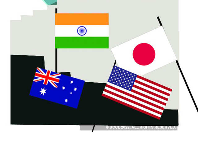 Quad: Opposed to formation of any military alliance in Indo-Pacific: Vietnam - The Economic Times