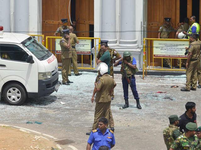 sri lanka blast death toll is 259 confirms srilankan government