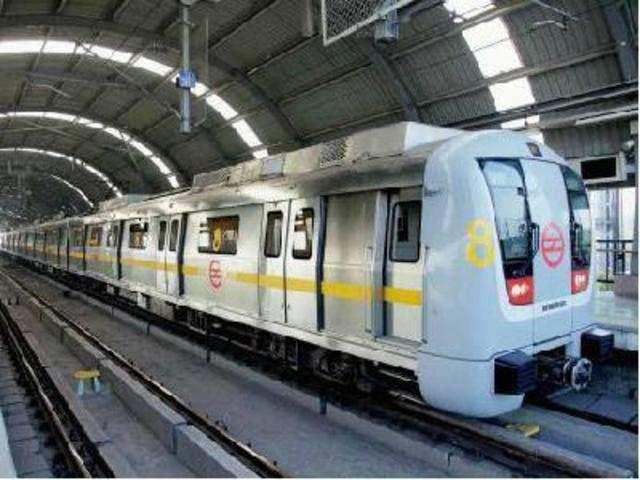 90 per cent of Delhi Metro coaches are manufactured in India ...