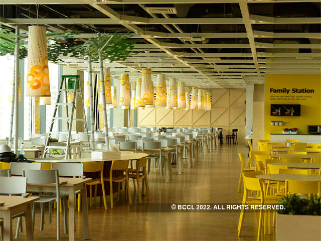 Ikea Hyderabad Store Ikea Is Now Open For Business In India Heres