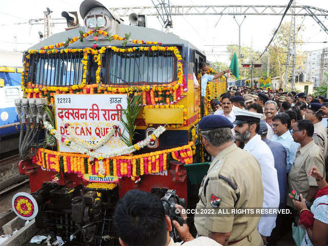 Uday Express | Indian railways: Second double-decker Uday