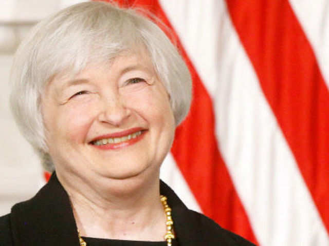 janet yellen moves out of her nobel laureate husband george akerlof s shadow the economic times janet yellen moves out of her nobel