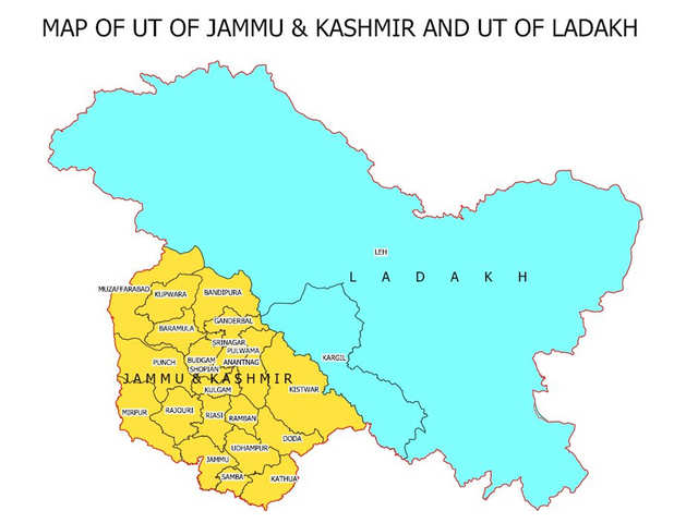 Ladakh Union Territory Map: Govt releases maps of UTs of JK ... on early india map, middle east india map, ancient india map, hyderabad india map, ind map, india globe map, mumbai india map, india capital map, map sri lanka map, delhi map, map southeast asia map, geographical india map, u.s river map, pune india map, history map, harappa india map, calcutta india map, map in india, us geographical map, kathmandu india map,