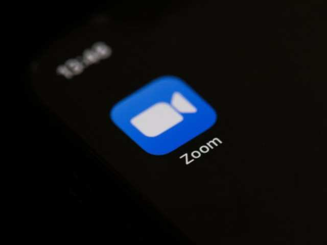 is zoom app safe: Zoom video-conferencing app is not a safe platform, Home Ministry cautions users - The Economic Times