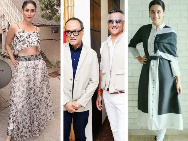Anita Dongre: Pretty yet powerful: Anita Dongre says concept of