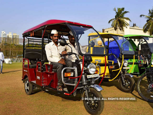 Rickshaw Revolution Sees India Leave China In The Dust The