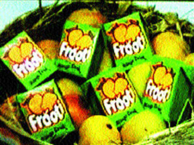 Frooti - A product that has satiated Indian consumer's