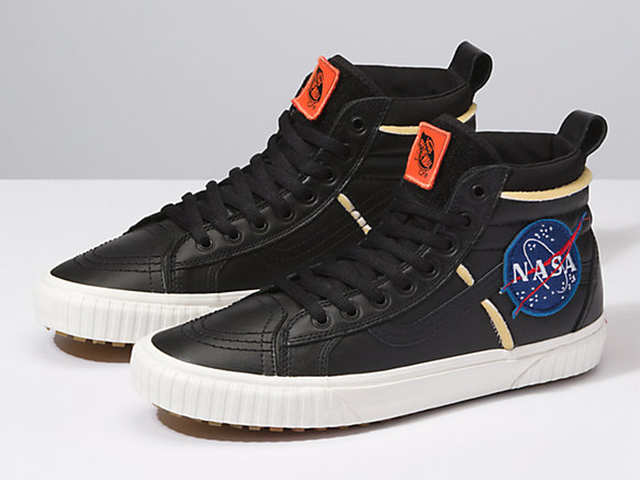 41ee7f92eb Science and sneakers seem to be quite the pair this year. Vans are taking  things out of this world quite literally with a collection called Space  Voyager