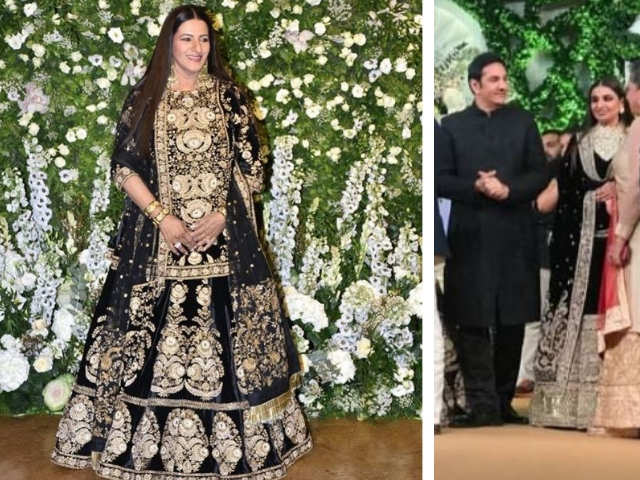 Deepika Padukone Wedding Dress Designer Name Ameesha Patel Fans