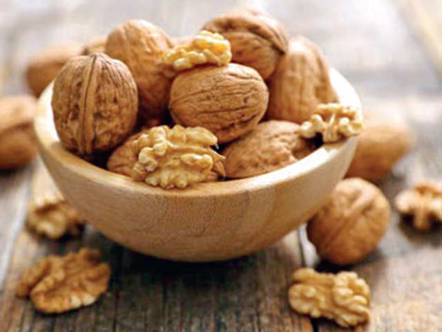 Delay in walnut arrival from J&K forces traders to import