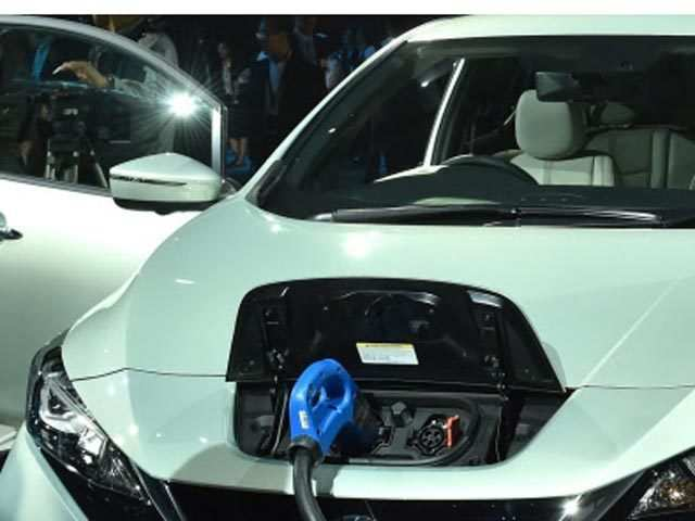 Electric Vehicles How Government Plans To Make India An Electric