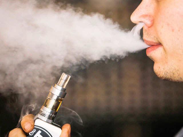 E-commerce portals get notice for selling e-cigarettes in Punjab - The  Economic Times