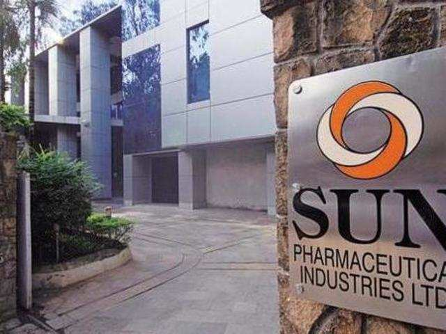 Probe Into Note That Led To Sun Pharma Stock Fall Closed The Economic Times
