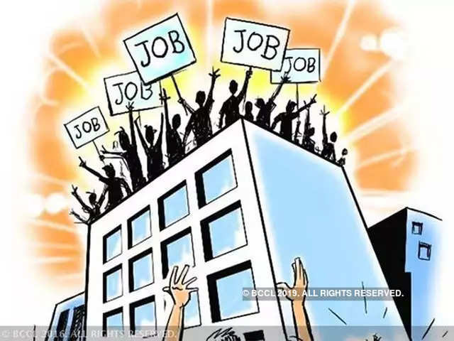 Image result for unemployment indiatimes