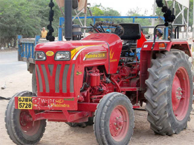 Gulf Oil Lubricants partners with Mahindra Tractors - The