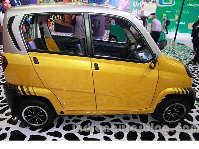Bajaj Auto to launch quadricycle Qute in 16 countries at a