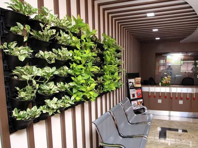 Green Building: Green building trend catching up in Indian cities ...